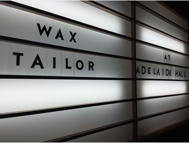 Wax Tailor Concert